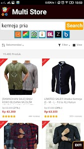 Multi Online Store Indonesia screenshot 5
