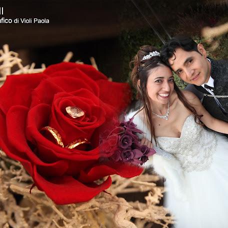 Wedding photographer Paola Violi (violi). Photo of 13.06.2017