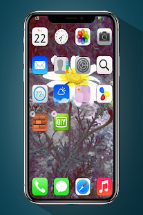 Launcher For Iphone X 4K - náhled