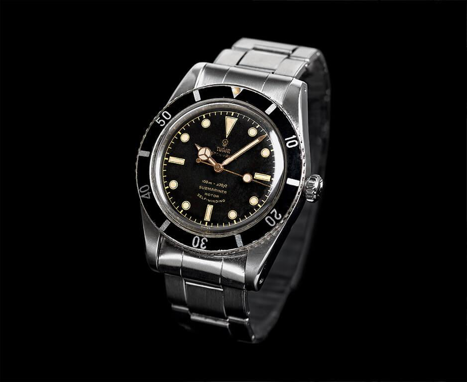 TUDOR Diving Watches   History   From 1954 to 1968