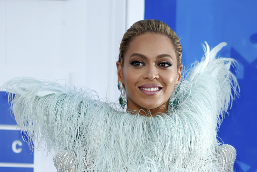 Singer Beyonce arrives at the 2016 MTV Video Music Awards in New York