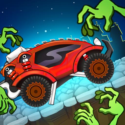 Zombie Shooting Race Adventure 動作 App LOGO-硬是要APP