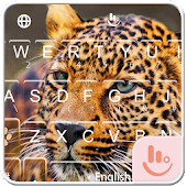The Leopard Keyboard Theme