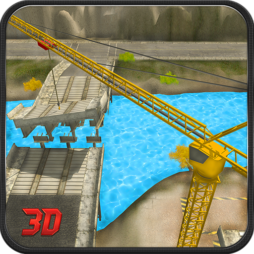 模拟の橋梁建設ビルダー LOGO-記事Game