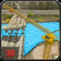 Bridge Construction Builder icon