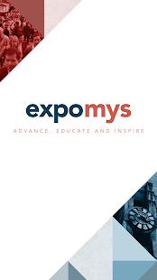 ExpoMYS - Demo App - náhled