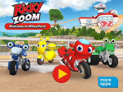 Ricky Zoomu2122: Welcome to Wheelford 1.2 screenshots 8