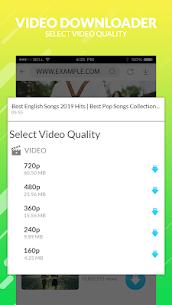 mp4 video downloader – free video downloader Apk  Download For Android 2