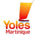 Yoles Martinique sailing 2020 icon
