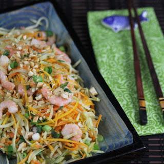 Shrimp Pad Thai.