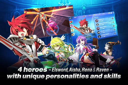 Elsword M Shadow of Luna 1.0.1 screenshots 3