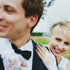 Wedding photographer Zinaida Romanenkova (RomanenkovaPhoto). Photo of 18.09.2014