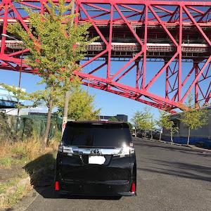 ヴェルファイア 30系 30系Z Aエディション27年式のカスタム事例画像 車好きおやじ🚗さんの2018年08月30日07:05の投稿