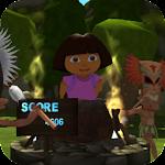 Princess Dora Adventure : Jungle Rush