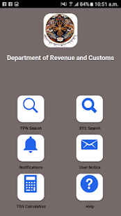 Tax Info App- screenshot thumbnail
