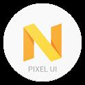 Pixel Icon Pack-Nougat Free UI icon