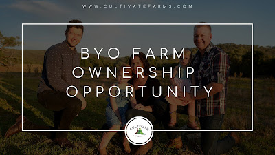 BYO Farm ownership opportunity