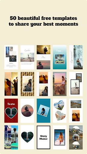 Story Maker - Create stories to Instagram 2.9.97 screenshots 1