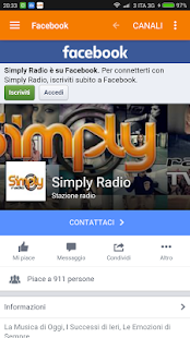 Simply Radio- miniatura screenshot