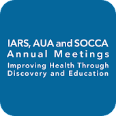 IARS AUA and SOCCA Meetings