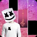 Dj Piano Tiles - Marshmello Music Game icon