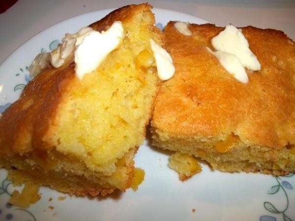 ~ Simple Savory Cornbread ~ Recipe