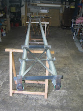 Photo: chassis prêt à la pose