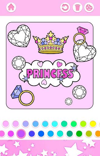 Princess Coloring Book 1.2.4 10