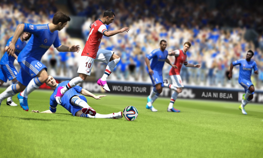 World Football Soccer League  screenshots 10