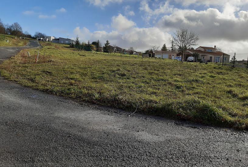 Vente Terrain à bâtir - 524m² à Vezins (49340)