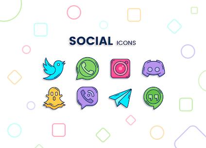 Foxbit – Icon Pack (MOD, Paid) v1.0.3 5