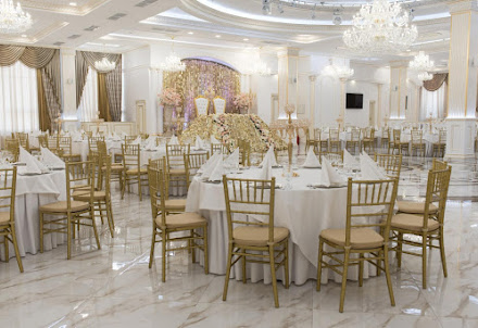 Банкетный зал White hall для корпоратива