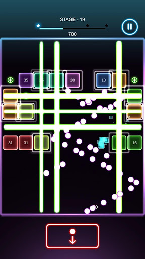 Swipe Brick Blast screenshot 4