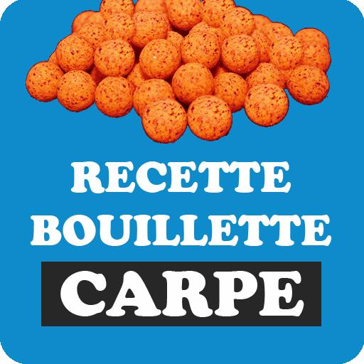 Recette Bouillette Carpe (app)