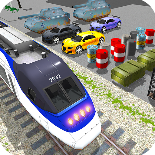 Extreme Offroad Transform Train Driving Simulator
