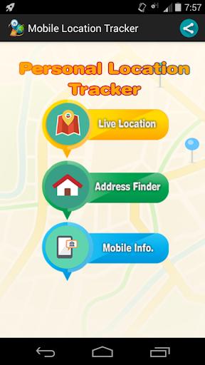 GPS Location Tracker : FREE