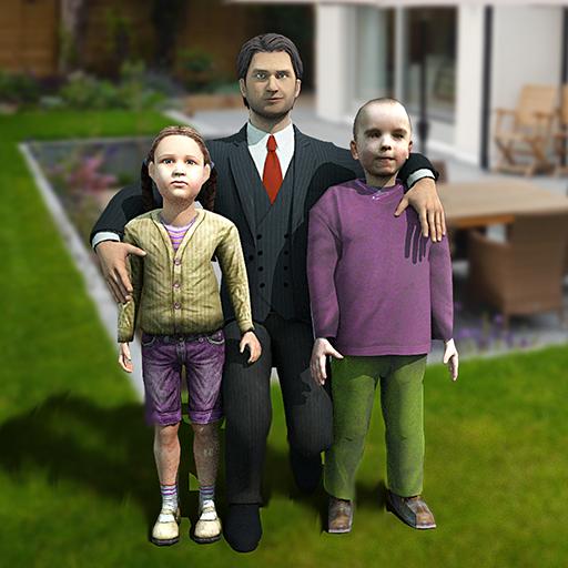 Baixar Virtual Dad Life Simulator:Happy Family Games 2K19 para Android