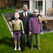 Virtual Dad Life Simulator:Happy Family Games 2K19