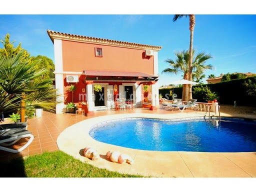 Finestrat Detached Villa: Finestrat Detached Villa for sale