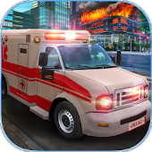911 Emergency rescue modern city:Driving simulator