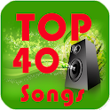 Top 40 Songs 2016 icon