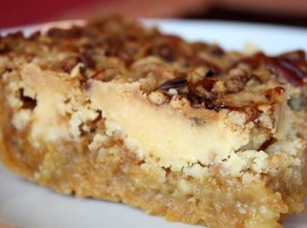 Decadent Pumpkin Crunch Bars Recipe