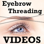 Eyebrow Threading VIDEOs