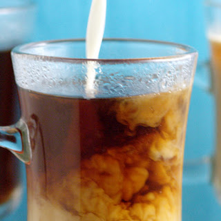 Homemade Marshmallow Coffee Creamer
