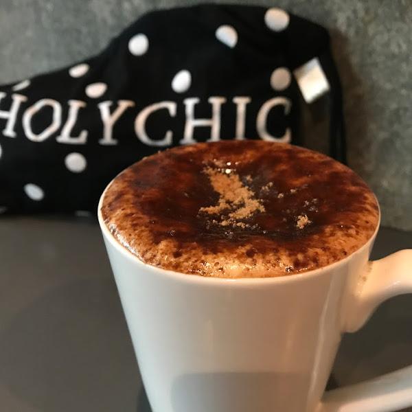 專注每一杯好咖啡的-E61壹陸壹咖啡場所 超推黑糖拿鐵