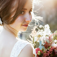 Wedding photographer Anastasiya Leskina (RakelMeller). Photo of 04.08.2016