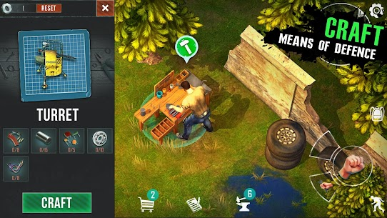 Live or Die: Zombie Survival Pro MOD Apk 0.1.431 (Cracked) 9