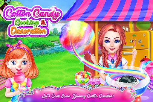 Download Cotton Candy Cooking & Decoration MOD APK 1