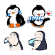 Download Penguin stickers WAStickerApps For PC Windows and Mac