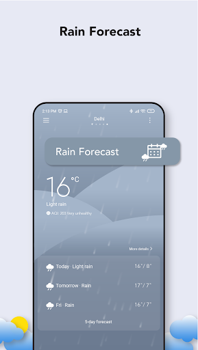 Weather - By Xiaomi  screenshots 4